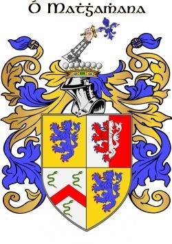 MAHONEY family crest